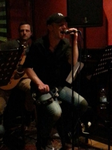 <p>30.08.2014, unplugged, El Rey, Remscheid</p>